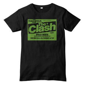 The Clash 16 Ton Tour T-Shirt