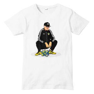 Marcelo Bielsa White T-Shirt Adidas