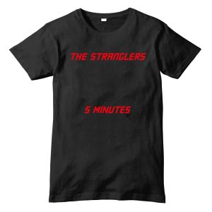 The Stranglers 5 Minutes T-Shirt