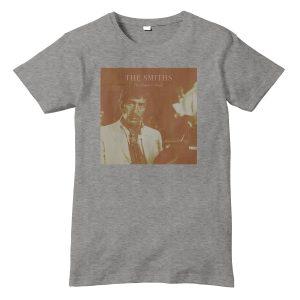 The Smiths 'The Queen Is Dead' Original Artwork T-Shirt (Grey)