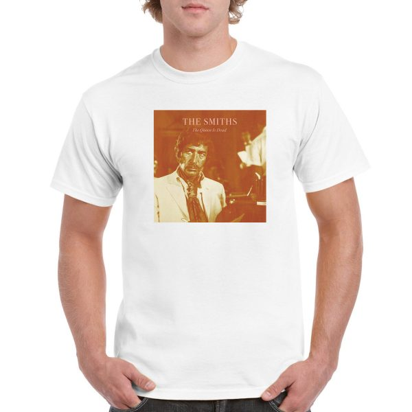 The Smiths 'The Queen Is Dead' Original Artwork T-Shirt (White)