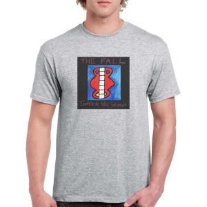 The Fall 'Imperial Wax Solvent' Artwork T-Shirt (Grey)