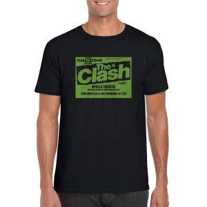 The Clash '16 Ton' Tour T-Shirt (Black)